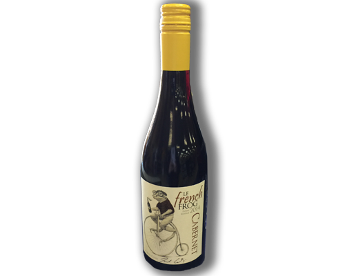 2014 Le French Frog Cabernet 750ml, $5.99