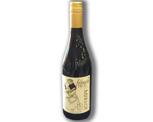 2014 Le French Frog Merlot 750ml, $5.99