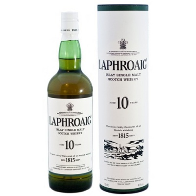 Laphroaig Select Scotch $49.99