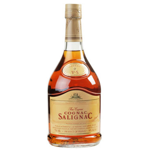 Cognac Salignac VS Very low price. 750ml, $19.99