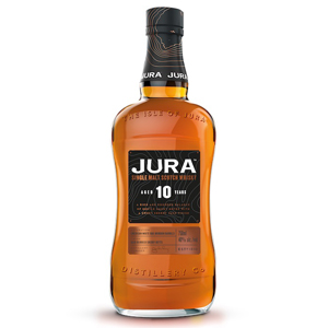 Jura 10YR Single Malt Scotch 750ml $29.99