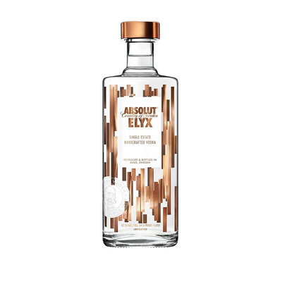 Absolut Elyx-Century Of Sweden-750ml-$38.99