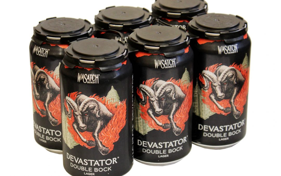 Assorted Wasatch-6 Pack Cans $7.99
