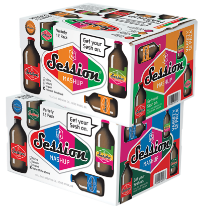 Sessions Mashup-12 pack Bottles-$10.99