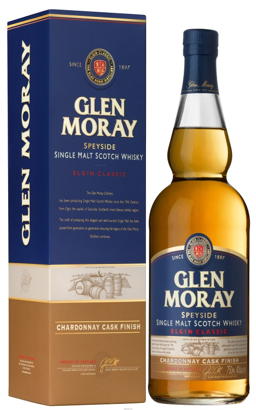 Glen Moray Classic Chardonnay Cask-750ml-$24.99