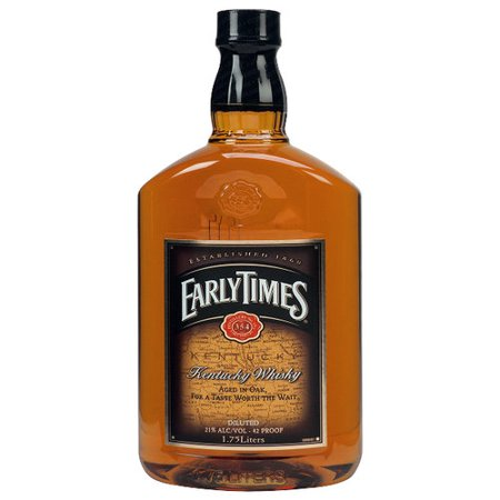 Early Times Blended Whiskey-1.75L-$13.99