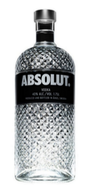 Absolut Sparkle Bottle-750 ml-$9.99