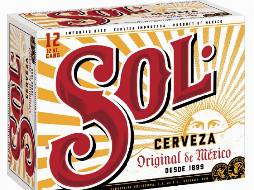 Sol-2-12 Pack 12 oz Cans-$13.99