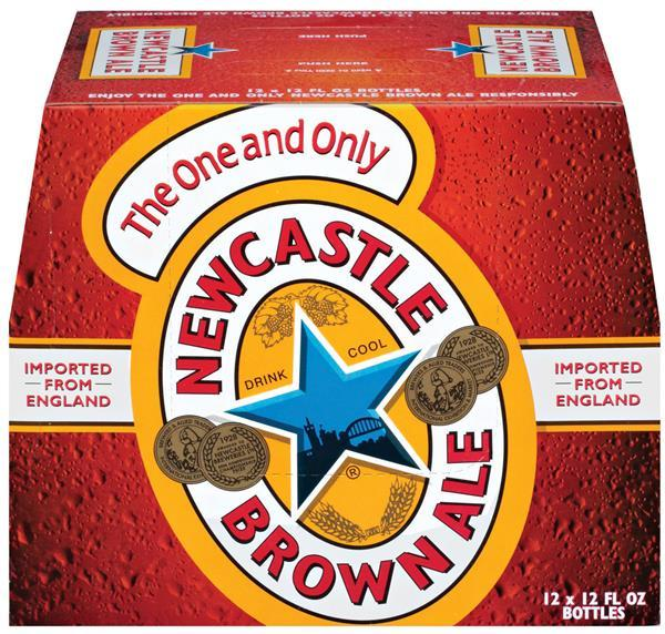 Newcastle-12 Pack Bottles-$13.99
