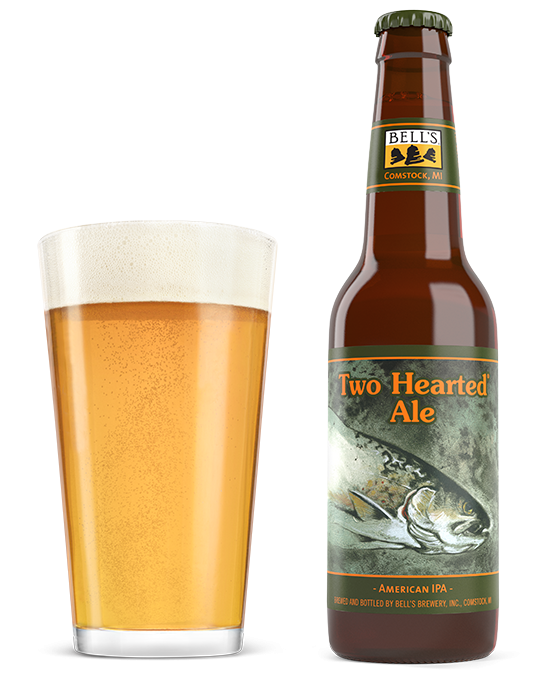 Two Hearted American Ale-6 Pack Bottles-$10.99