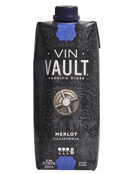 Vin Vault Premium Wine-500ml-$1.99
