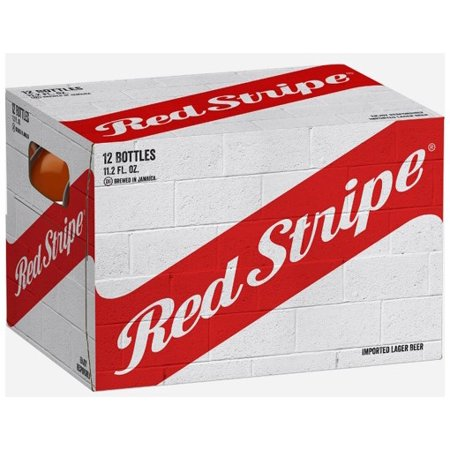 Red Stripe-12 Pack Bottles-$12.99